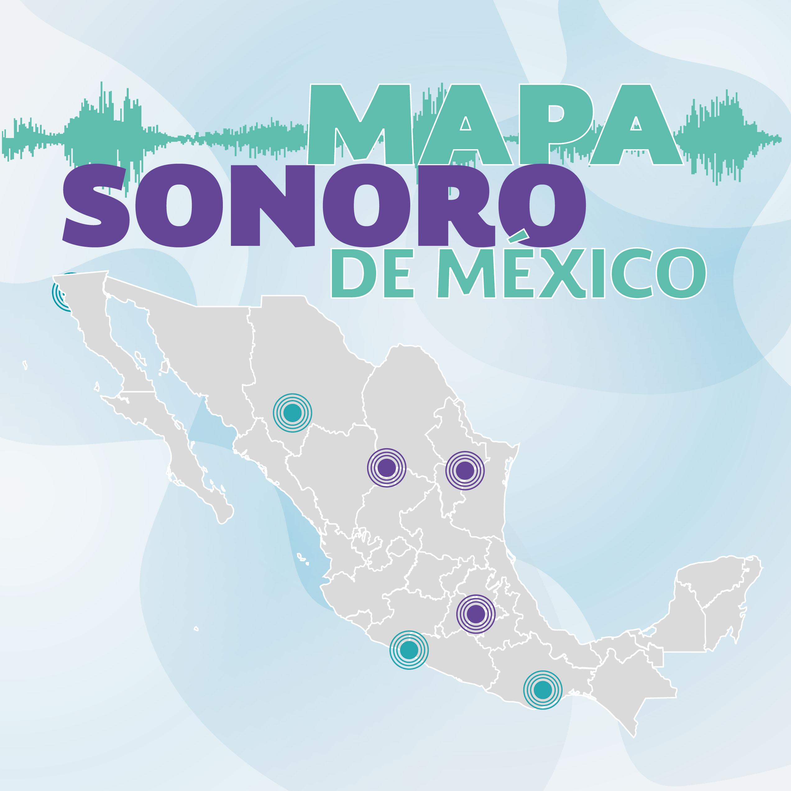 Mapa Sonoro De Mexico