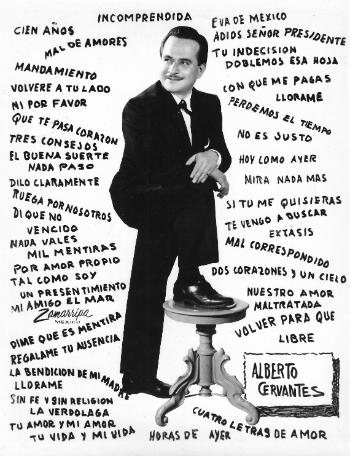 Alberto Cervantes