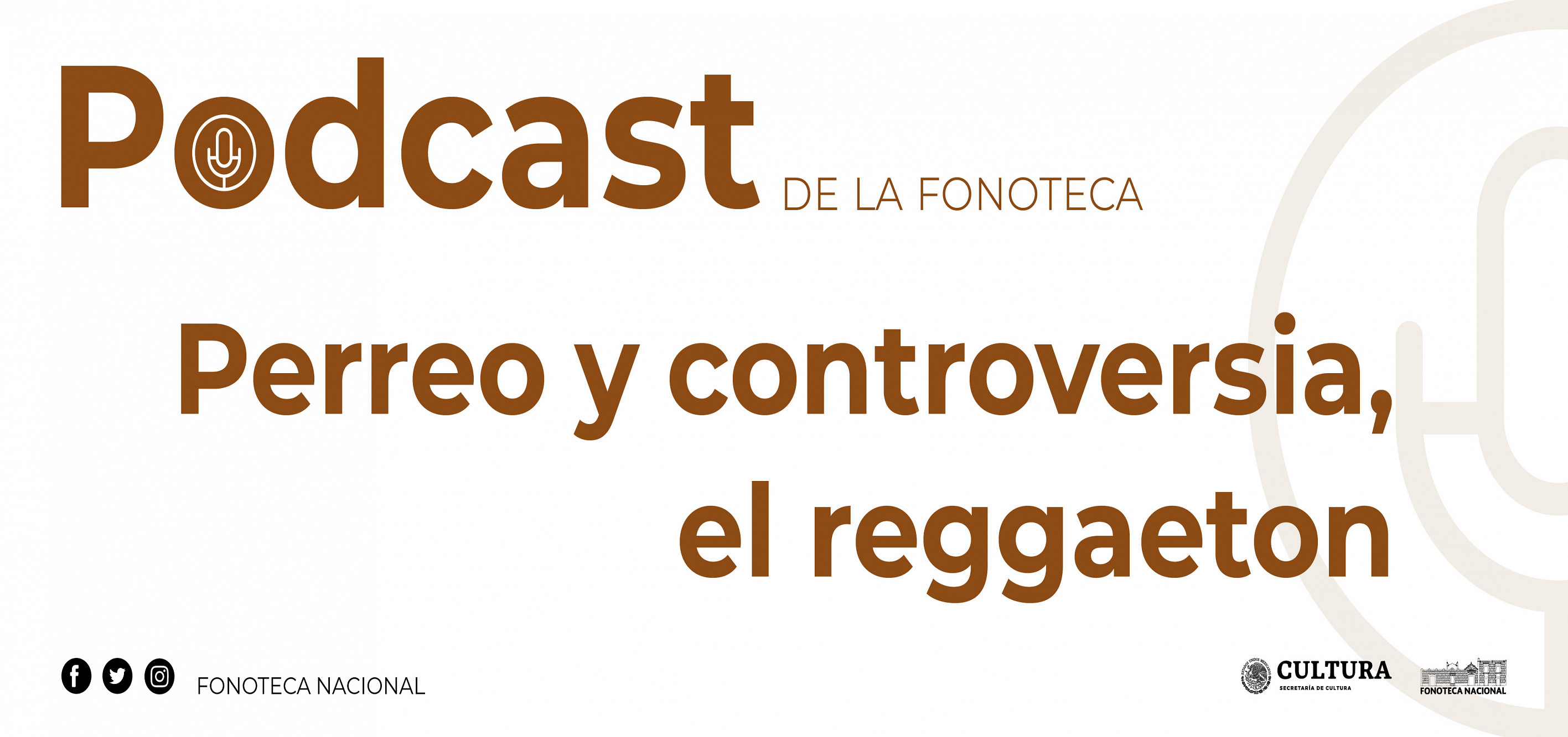 Podcast semanal